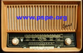 PSPE Radio Messages